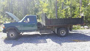 1997 Ford F-350  Roll of Truck Kawartha Lakes Peterborough Area image 4