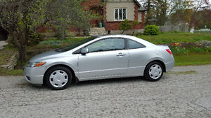 2006 Honda Civic CXE Coupe (2 door)