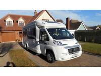 Bessacarr E520 Top specification 2 berth motorehome lots of extras
