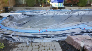 Brand New Winter Pool Cover ~ Bought the wrong Size