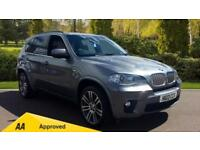 2013 BMW X5 xDrive40d M Sport 5dr Automatic Diesel Estate