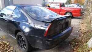 1996 honda prelude sr auto *AS IS* Oakville / Halton Region Toronto (GTA) image 3