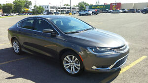 2016 Chrysler 200limited toute equipee Berline