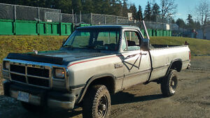 1992 Dodge Other Pickup Truck