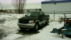 2000 Ford F-150 XLT Camionnette