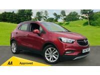 2017 Vauxhall Mokka X 1.4T Design Navigation Air Co Auto Hatchback Petrol Autom