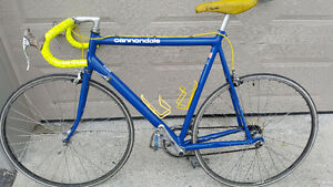 Cannondale 3 series Blue & Yellow $200