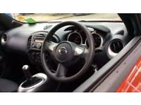 2015 Nissan Juke 1.6 Visia 5dr Manual Petrol Hatchback
