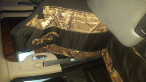 brand new real tree seat cover $15 obo