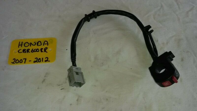HONDA CBR600RR ENGINE STOP SWITCH