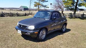1996 Suzuki X-90 Coupe (2 door) 2 for the price of one
