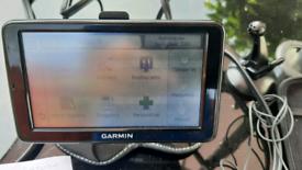 Garmin Nuvi 2595LM Satnav with Hands Free Bluetooth