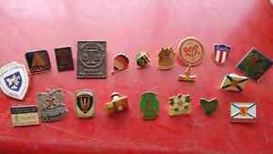 Collection of pins Kingston Kingston Area image 1