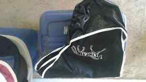 Saddle cover for sale!
