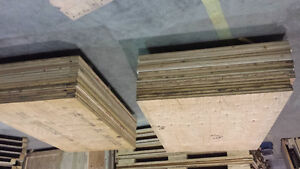 Plywood 3/8 forencé
