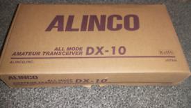 Alinco dx10