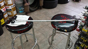 Honda Civic CRX Acura Integra Polished Front Strut Tower Brace .