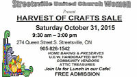 HARVEST of CRAFTS Sale