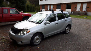2006 Toyota Matrix Hatchback