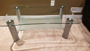 Coffee table & side table
