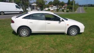 1997 Mazda astina 323