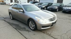 2008 Infiniti g35x AWD FREE WINTER TIRES