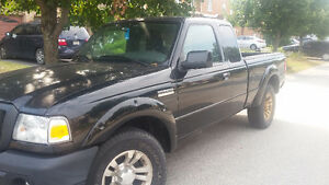 2010 Ford Ranger Pickup Truck As is