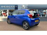 2021 Peugeot 108 1.0 72 Allure 5dr Petrol Hatchback Hatchback Petrol Manual