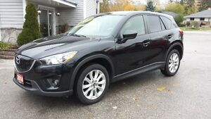 2014 Mazda CX-5 GT AWD LEATHER, NAVI,ROOF $19,999.00
