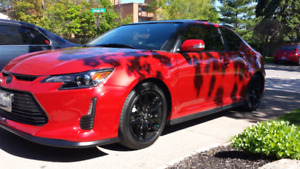2016 Scion TC series 10