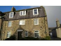1 Bedroom For Rent. Central Ellon. Part Furnished Immediate Entry