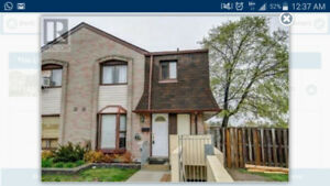 For Rent: Beautiful Townhouse in Scarborough-Neilson