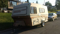 17ft Bigfoot Fiberglass Travel Trailer