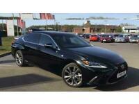 2019 Lexus ES SALOON 300h 2.5 F-Sport 4dr CVT Auto Saloon Petrol/Electric Hybrid