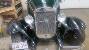 1931 chev 3 window coup