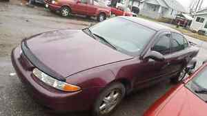2002 Alero safetied and emmisioned