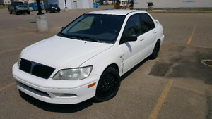 03 Mitsubishi Lancer ES REDUCED