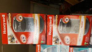 Honeywell heaters