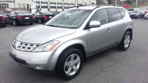 2004 Nissan Murano SL SPORT-AWD---ONE OWNER---ACCIDENT FREE