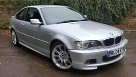 BMW 325 2.5 auto 2004MY Ci Sport ORIGINAL SPORT COUPE NOT MANY OUT THERE!