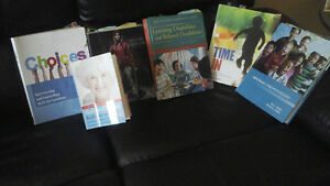 LIKE NEW TEXT BOOK CHILD AND YOUTH CARE 2ND YEAR TEXT BOOKS