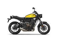2016 Yamaha XSR700 ABS 60th Anniversary 689.00 cc
