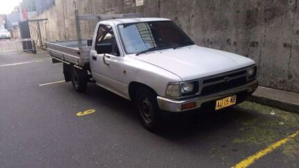 Toyota hilux Diesel  Liverpool Liverpool Area Preview