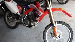 2005 CRF450 sale or trade