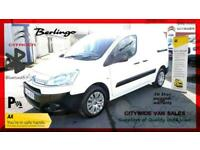 2014/64 CITROEN BERLINGO 1.6 HDi ENTERPRISE 75ps NO VAT CHEAP WHITE DIESEL VAN