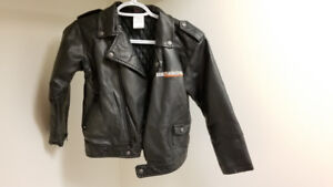 Harley Davidson Boys Leather jacket