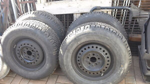 Nordic Snow Tires (for next winter?)