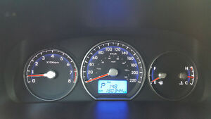 2010 Hyundai Sante Fe Sport Low Km $ 9450!! Call 780-919-5566