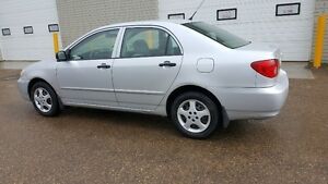 2007 TOYOTA COROLLA  AUTOMATIC ONLY 149KM