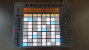 Ableton Push Controller for Live